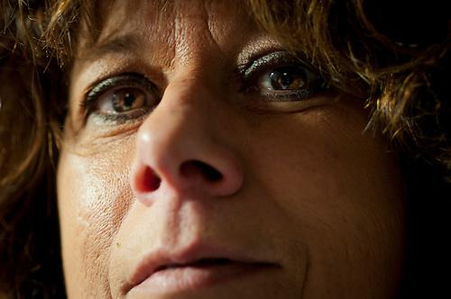 Portrait shoot of a woman
