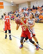 Girls Basketball: Farmington at Gravette