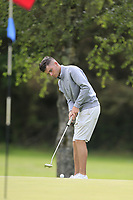 Rory Milne (Faithlegg) during the final round of the Connacht Boys Amateur Championship, Oughterard Golf Club, Oughterard, Co. Galway, Ireland. 05/07/2019<br /> Picture: Golffile | Fran Caffrey<br /> <br /> <br /> All photo usage must carry mandatory copyright credit (© Golffile | Fran Caffrey)