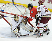 070309 - Hockey East Quarters - Northeastern University Huskies at Boston College Eagles