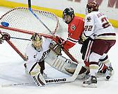 070309 - Hockey East Quarters - Northeastern University Huskies at Boston College Eagles
