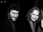 David Christian and Katherine Helmond attend a Broadway Show on November 25, 1981 in New York City.