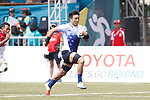 Dai Ozawa (JPN), <br /> AUGUST 30, 2018 - Rugby : <br /> Men's Group B match <br /> between Japan 92-0 Idonesia <br /> at Gelora Bung Karno Rugby Field <br /> during the 2018 Jakarta Palembang Asian Games <br /> in Jakartan, Idonesia. <br /> (Photo by Naoki Morita/AFLO SPORT)