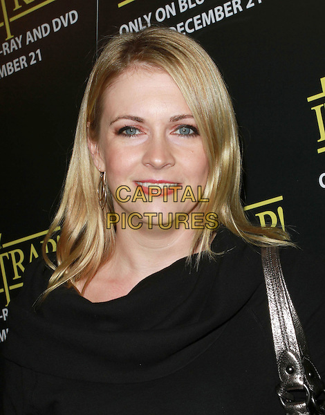 "MELISSA JOAN HART.""Family Guy Presents: It's a Trap"" DVD Launch Party held At SupperClub, Hollywood, CA, USA..December 14th, 2010.headshot portrait black .CAP/ADM/KB.©Kevan Brooks/AdMedia/Capital Pictures."