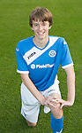 St Johnstone Academy Under 17&rsquo;s&hellip;2016-17<br />Jordan Walker<br />Picture by Graeme Hart.<br />Copyright Perthshire Picture Agency<br />Tel: 01738 623350  Mobile: 07990 594431
