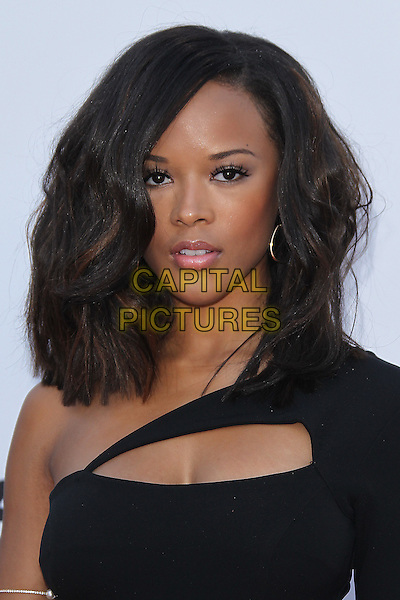 PASADENA, CA - FEBRUARY 5: Serayah at the 47th NAACP Image Awards presented by TV One at Pasadena Civic Auditorium on February 5, 2016 in Pasadena, California. <br /> CAP/MPI25<br /> &copy;MPI25/Capital Pictures