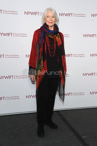 NEW YORK, NY - DECEMBER 13: Ellen Burstyn at the New York Women In Film & Television's 2018 Muse Awards in New York City on December 13, 2018. Credit: John Palmer/MediaPunch