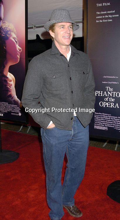 "Matthew Modine..at The New York Premiere of ""Phantom of the Opera"" on ..December 12, 2004 at the Ziegfeld Theatre. ..Photo by Robin Platzer, Twin Images"
