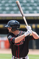 Nashville Sounds shortstop Andy Parrino (12) during a baseball game, Sunday May 03, 2015 in Round Rock, Tex. Express sweep four game series by defeating Sounds 5-4. (Mo Khursheed/TFV Media via AP images)