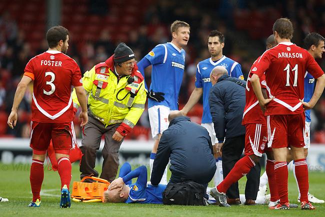 Steven Naismith injury