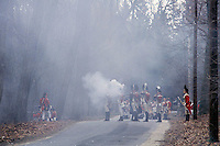 Battle Road re-enactment, Hartwell Tavern, Bedford, MA Minuteman Natiional Park