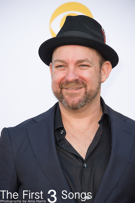 Kristian Bush attends the 50th Academy Of Country Music Awards at AT&T Stadium on April 19, 2015 in Arlington, Texas.