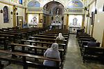Igreja da Escola St. Francis College, bairro de Pinheiros, Sao Paulo. 2017. Foto Juca Martins.