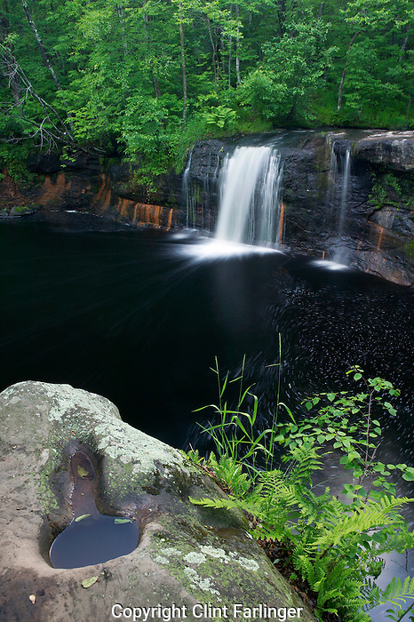 Wolf Creek Falls, Banning State Park, Pine County, Minnesota