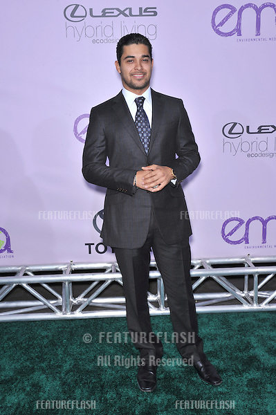 Wilmer Valderrama at the 18th Annual Environmental Media Awards at the Ebell Club, Los Angeles..November 13, 2008  Los Angeles, CA.Picture: Paul Smith / Featureflash