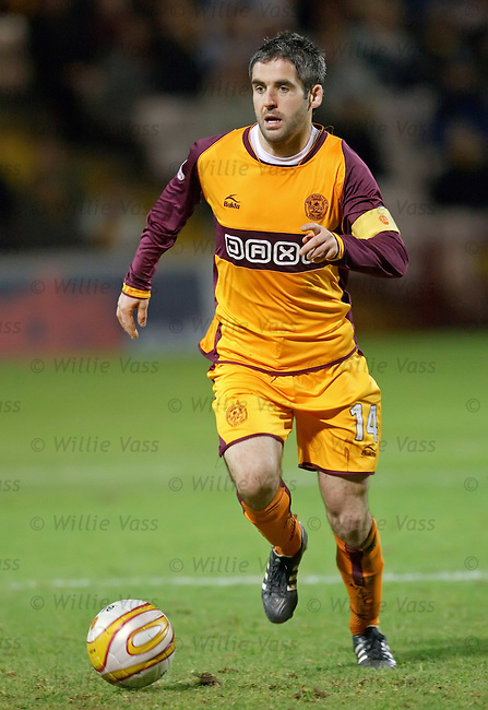 Keith Lasley, Motherwell