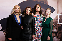 Los Angeles, CA - MAy 14:  Kim Dickens, Molly Parker, Robin Weigert, and Paula Malcomson attend the Los Angeles Premiere of HBO's 'Deadwood' at Cinerama Dome on May 14 2019 in Los Angeles CA. <br /> CAP/MPI/CSH/IS<br /> &copy;IS/CSH/MPI/Capital Pictures