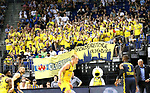 05.06.2019, Mercedes Benz Arena, Berlin, GER, ALBA BERLIN vs.  Oldenburg, <br /> im Bild Fanblock<br /> <br />      <br /> Foto © nordphoto / Engler