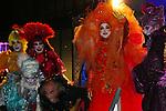 Carnaval de Barcelona 2015.<br /> El Sarau de la Taronjada de Carnaval.<br /> Pau Riba.