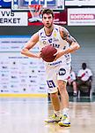 S&ouml;dert&auml;lje 2014-03-25 Basket SM-kvartsfinal 1 S&ouml;dert&auml;lje Kings - J&auml;mtland Basket :  <br /> J&auml;mtlands Stefan Hellgren  <br /> (Foto: Kenta J&ouml;nsson) Nyckelord:  S&ouml;dert&auml;lje Kings SBBK J&auml;mtland Basket SM Kvartsfinal Kvart T&auml;ljehallen portr&auml;tt portrait