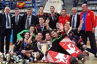 8.04.2012 España conquista la Copa Latina 2012 tras vencer a Portugal