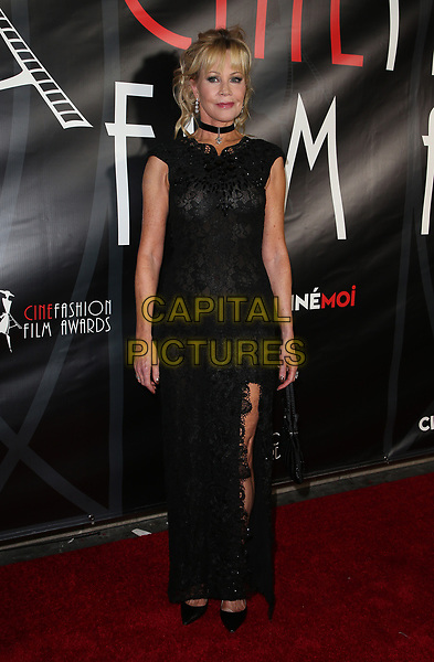 08 October 2017 - Hollywood, California - Melanie Griffith. 4th Annual CineFashion Film Awards. <br /> CAP/ADM/FS<br /> &copy;FS/ADM/Capital Pictures