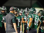 Torrance, CA 10/09/15 - in action during the Torrance vs South High varsity football game.  South defeated Torrance 24-21.