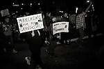 Occupy Richmond - Broad Street Blockade