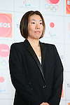 Taeko Oyama, <br /> MARCH 18, 2015 : <br /> JX Nippon Oil &amp; Energy has Press conference <br /> in Tokyo. <br /> JX Nippon Oil &amp; Energy announced that <br /> it has entered into a partnership agreement with <br /> the Tokyo Organising Committee of the Olympic and Paralympic Games. <br /> With this agreement, JX Nippon Oil &amp; Energy becomes the gold partner. <br /> (Photo by YUTAKA/AFLO SPORT)