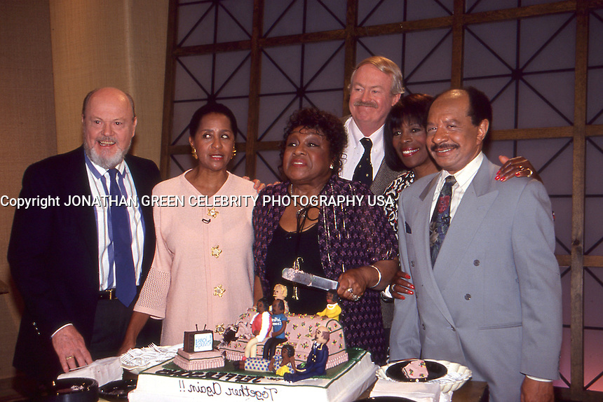 Jeffersons 1993 TV Reunion by Jonathan<br />