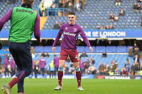 Declan Rice of West Ham United during Chelsea vs West Ham United, Premier League Football at Stamford Bridge on 30th November 2019