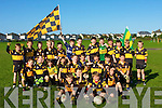 Under 10/11/12s who partispated in the Austin Stacks Football Competition up in Caherslee on Sunday.............   Copyright Kerry's Eye 2008