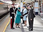 Queens Visit to Sheffield 2015