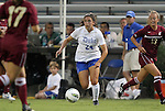 15 September 2011: Duke's Mollie Pathman (24). The Duke University Blue Devils defeated the College of Charleston Cougars 3-0 at Koskinen Stadium in Durham, North Carolina in an NCAA Division I Women's Soccer game.