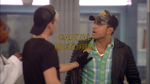 Celebrity Big Brother 2017<br /> Sam Thompson and Paul Danan.<br /> *Editorial Use Only*<br /> CAP/KFS<br /> Image supplied by Capital Pictures