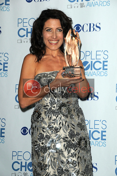 Lisa Edelstein<br /> at the 2011 People's Choice Awards - Press Room, Nokia Theatre, Los Angeles, CA. 01-05-11<br /> David Edwards/DailyCeleb.com 818-249-4998