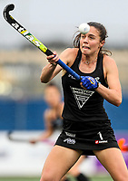 Tarryn Davey during the World Hockey League match between New Zealand and Korea. North Harbour Hockey Stadium, Auckland, New Zealand. Saturday 18 November 2017. Photo:Simon Watts / www.bwmedia.co.nz