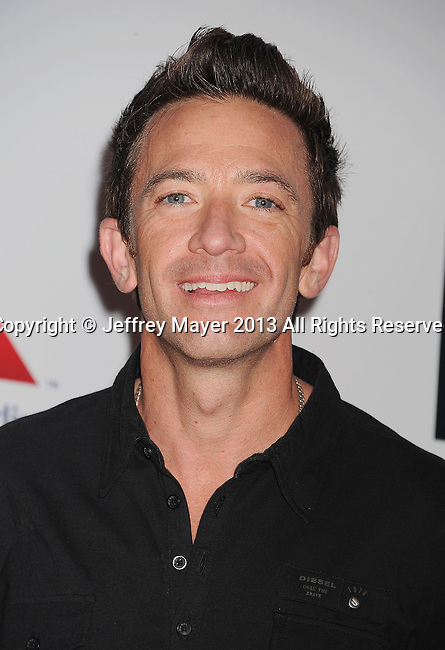 CENTURY CITY, CA- MAY 03: Actor David Faustino arrives at the 20th Annual Race To Erase MS Gala 'Love To Erase MS' at the Hyatt Regency Century Plaza on May 3, 2013 in Century City, California.
