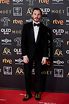 Ruben Ochandiano attends to 33rd Goya Awards at Fibes - Conference and Exhibition  in Seville, Spain. February 02, 2019. (ALTERPHOTOS/A. Perez Meca)