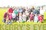 Taking part in The Camogie Fun Day at Listowel Emmet's GAA ground on Saturday