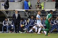 Seattle, WA - Tuesday June 14, 2016: Gerardo Martino during a Copa America Centenario Group D match between Argentina (ARG) and Bolivia (BOL) at CenturyLink Field.