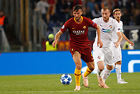 Roma's Bryan Cristante in action during the Champions League football match between Roma and Viktoria Plzen at Rome's Olympic stadium, October 2, 2018.<br /> UPDATE IMAGES PRESS/Riccardo De Luca