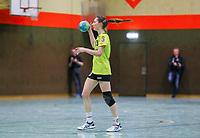 Celina Schwarzkopf (SG WBW) - 10.03.2019: SG Weiterstadt/Braunshardt/Worfelden vs. HC Leipzig, Sporthalle Braunshardt