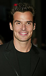 Antonio Sabato Jr. attending the 32nd Annual Daytime Emmy Awards at Radio City Music Hall in New York City.<br /> May 20, 2005