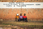 Students of Whitaker Peace and Developement Center, Hope North, Uganda.