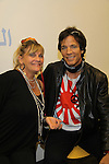 Bradley Cole poses with Kim Zimmer at the 9th Annual Rock Show for Charity to benefit the American Red Cross of Greater New York on October 9, 2010 at the American Red Cross Headquarters, New York City, New York. (Photos by Sue Coflin/Max Photos)