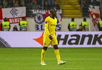 N'Golo Kante (Chelsea FC) - 02.05.2019: Eintracht Frankfurt vs. Chelsea FC London, UEFA Europa League, Halbfinale Hinspiel, Commerzbank Arena DISCLAIMER: DFL regulations prohibit any use of photographs as image sequences and/or quasi-video.