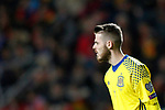 Spain's David De Gea during FIFA World Cup 2018 Qualifying Round match. March 24,2017.(ALTERPHOTOS/Acero)