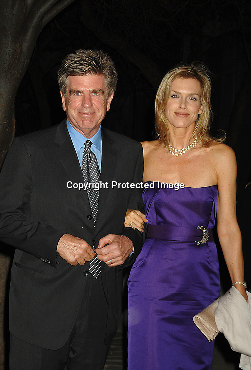 Tom Freston and wife Kathy..arriving at The Vanity Fair Party to celebrate the 6th Annual ..Tribeca Film Festival on April 24, 2007 at The State Supreme Courthouse. ..Robin Platzer, Twin Images