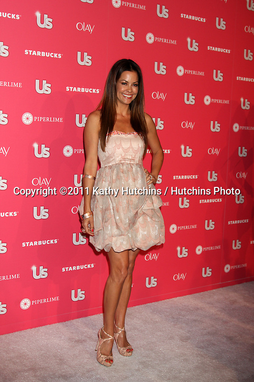 LOS ANGELES - APR 26:  Brooke Burke arriving at the 2011 US Weekly Hot Hollywood Style Event  at Eden on April 26, 2011 in Los Angeles, CA..